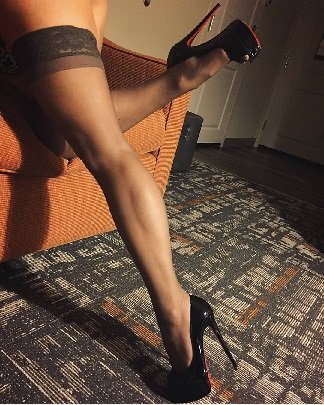 lingerie calze autoreggenti
